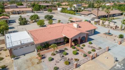 Palm Desert Single Family Home For Sale: 77685 Mountain View View