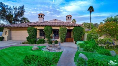 Palm Springs Single Family Home For Sale: 1112 Village Court