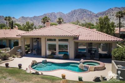 La Quinta Single Family Home Contingent: 80625 Cedar Crest
