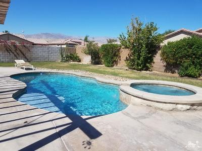 Indio Single Family Home For Sale: 41194 Mackenzie Lane