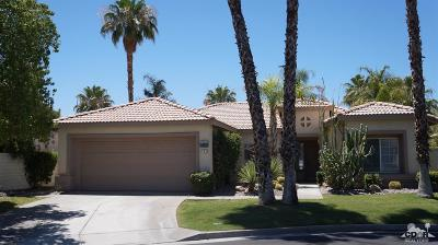 Palm Desert Single Family Home Contingent: 263 Corte San Marco