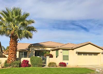 Indio Single Family Home For Sale: 81356 Avenida Romero