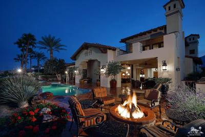 La Quinta Single Family Home For Sale: 80566 Via Pessaro