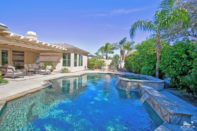 Rancho Mirage Single Family Home Contingent: 4 Bollinger Road