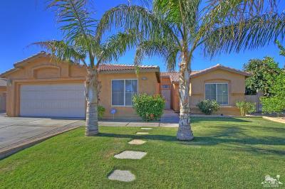Indio Single Family Home For Sale: 83373 Flamingo Avenue