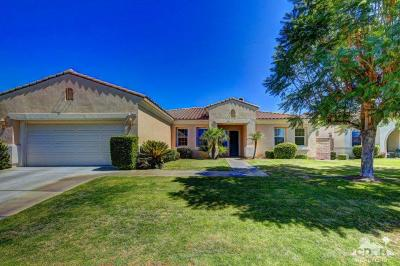 Palm Desert, Indian Wells, La Quinta Single Family Home For Sale: 78450 Via Palomino