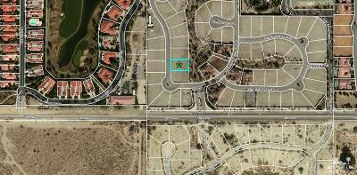 La Quinta Residential Lots & Land For Sale: Stone Creek West Trail