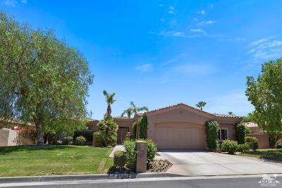 Palm Desert Single Family Home Contingent: 85 Appian Way