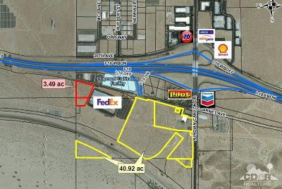 Palm Springs Residential Lots & Land For Sale: Indian Canyon
