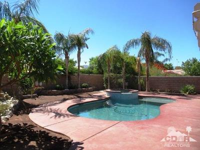La Quinta Single Family Home For Sale: 79291 Sierra Vista