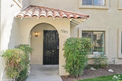 Palm Desert Condo/Townhouse For Sale: 72855 Don Larson Lane