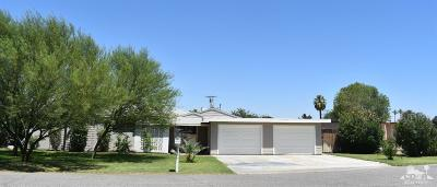 Indio Single Family Home For Sale: 45222 Birch Street