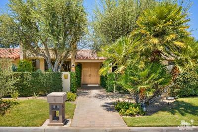 Rancho Mirage Single Family Home For Sale: 31 Stanford Drive Drive