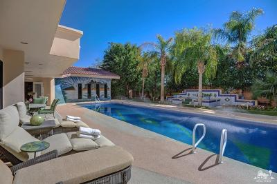 Palm Desert, Indio, La Quinta, Indian Wells, Rancho Mirage, Bermuda Dunes Single Family Home For Sale: 34750 Washington Street