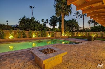 Rancho Mirage Single Family Home Sold: 36809 Marber Drive