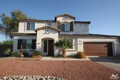 Indio Single Family Home For Sale: 82609 Bari Lane
