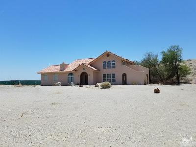 La Quinta Single Family Home For Sale: 80721 60th Avenue