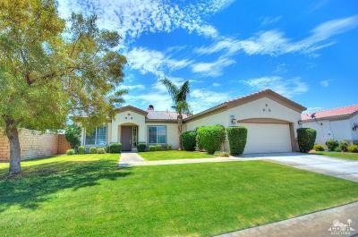 La Quinta Single Family Home For Sale: 79811 Castille Drive