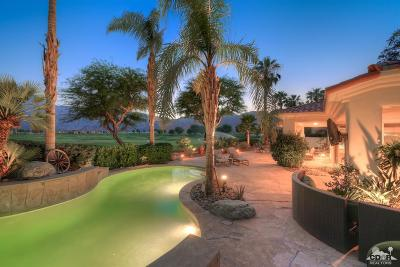 Palm Desert, Indian Wells, La Quinta Single Family Home For Sale: 55497 Southern Hills
