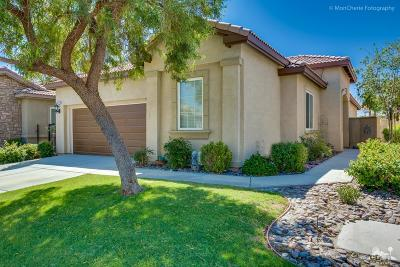 Indian Palms Single Family Home For Sale: 82791 Burnette Drive