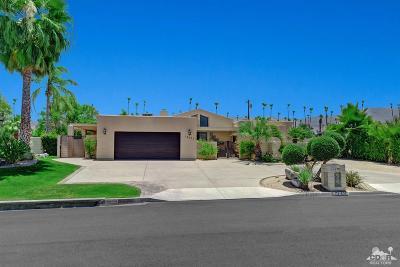 Palm Desert Single Family Home For Sale: 73637 Pinyon Street