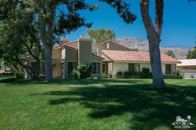 Rancho Mirage Condo/Townhouse Contingent: 7 Tennis Club Drive