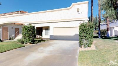 Desert Falls C.C., Desert Falls Estates, Desert Falls The Lin Condo/Townhouse For Sale: 266 Vista Royale Circle East
