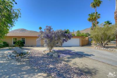 Cathedral City Single Family Home For Sale: 39280 Karen Street