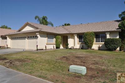 La Quinta Single Family Home For Sale: 44210 Sweetbush Lane