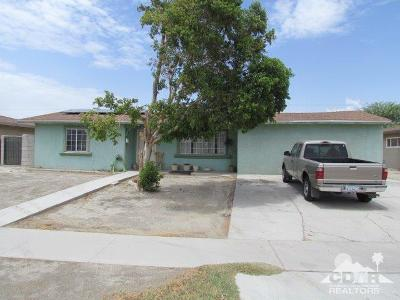 Indio Single Family Home For Sale: 82732 Crest Avenue