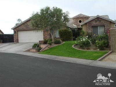 Indio Single Family Home For Sale: 83463 North Firecliff Court