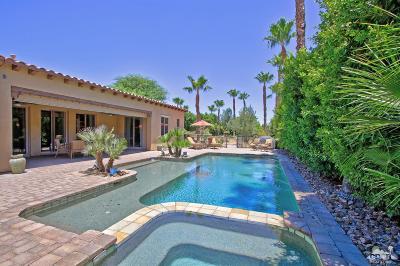La Quinta Single Family Home For Sale: 52540 Vino