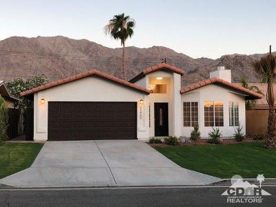 La Quinta Single Family Home For Sale: 52905 Avenida Vallejo