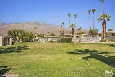 Palm Springs Condo/Townhouse Contingent: 815 North Cerritos Drive