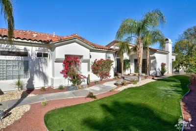 Palm Desert Single Family Home Contingent: 904 Mission Creek Drive