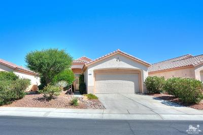 Palm Desert Single Family Home Sold: 78066 Damask Rose Court