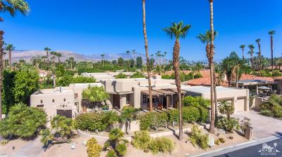 Indian Wells Single Family Home Contingent: 45355 Santa Fe Cove