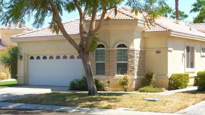 Indio Single Family Home For Sale: 82635 Sky View Lane