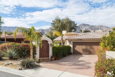La Quinta Single Family Home For Sale: 53785 Avenida Martinez