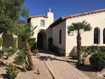 La Quinta Single Family Home For Sale: 54185 East Residence Club Drive