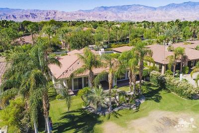 Rancho Mirage Single Family Home For Sale: 255 Loch Lomond Road