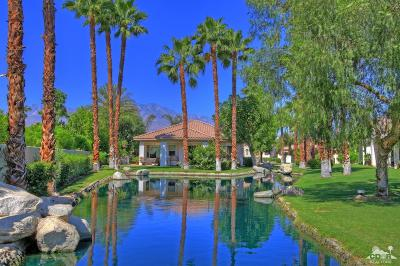Rancho Mirage Single Family Home For Sale: 104 Mission Lake Way