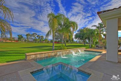 Rancho Mirage Single Family Home Contingent: 241 Loch Lomond Road