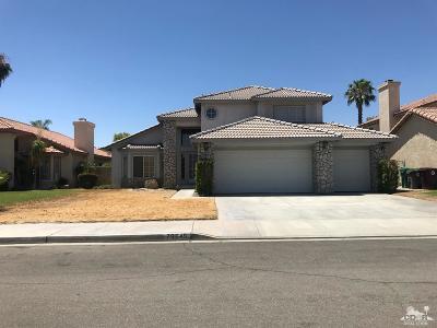 La Quinta Single Family Home For Sale: 78645 Bradford Circle