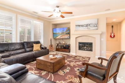 La Quinta Single Family Home For Sale: 61325 Fire Barrel Drive