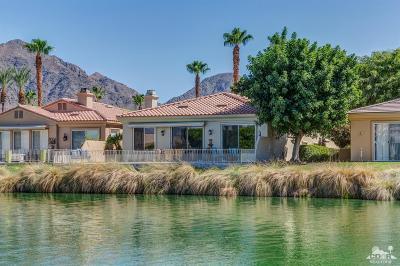 La Quinta Single Family Home For Sale: 78056 Calle Norte