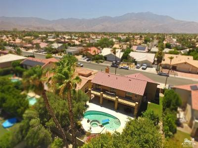 Cathedral City Single Family Home Contingent: 28170 Horizon Road