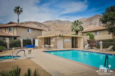 Palm Desert Condo/Townhouse For Sale: 72721 Willow Street #4