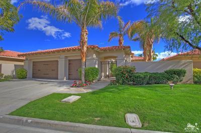 La Quinta Single Family Home For Sale: 57148 Medinah