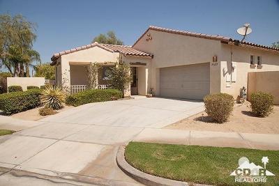 La Quinta Single Family Home For Sale: 79655 Desert Willow Street